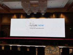 Microsoft Future Now