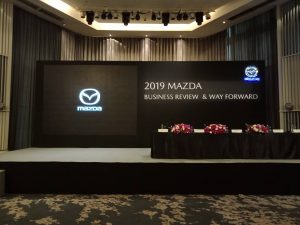2019 MAZDA BUSINESS REVIEW & WAY FORWARD